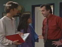 Malcolm Kennedy, Susan Kennedy, Karl Kennedy in Neighbours Episode 2697