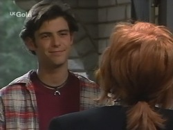 Malcolm Kennedy, Cheryl Stark in Neighbours Episode 2698