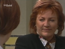 Patricia Barker, Cheryl Stark in Neighbours Episode 2698