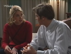 Danni Stark, Malcolm Kennedy in Neighbours Episode 2698