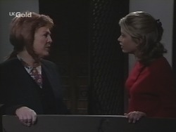 Cheryl Stark, Danni Stark in Neighbours Episode 2698