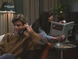 Malcolm Kennedy, Susan Kennedy, Dahl in Neighbours Episode 2699