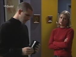 Luke Handley, Danni Stark in Neighbours Episode 2699