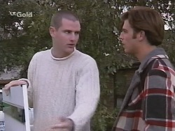 Luke Handley, Malcolm Kennedy in Neighbours Episode 2699