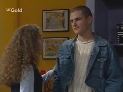 Debbie Martin, Luke Handley in Neighbours Episode 2700
