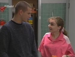 Luke Handley, Debbie Martin in Neighbours Episode 2700