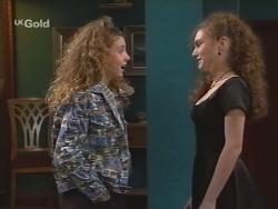 Hannah Martin, Debbie Martin in Neighbours Episode 2700