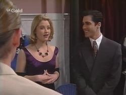 Danni Stark, Steve George in Neighbours Episode 2700