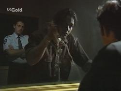Darren Stark, Malcolm Kennedy in Neighbours Episode 2701