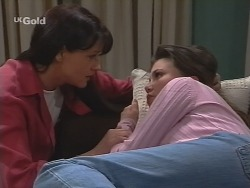 Susan Kennedy, Libby Kennedy in Neighbours Episode 2702