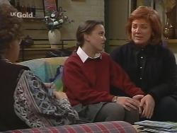 Marlene Kratz, Libby Kennedy, Cheryl Stark in Neighbours Episode 2702