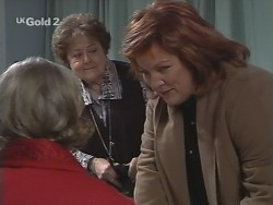Helen Daniels, Marlene Kratz, Cheryl Stark in Neighbours Episode 2703
