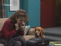 Hannah Martin, Holly in Neighbours Episode 2703