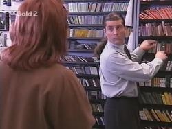 Cheryl Stark, Shop Assistant in Neighbours Episode 2703