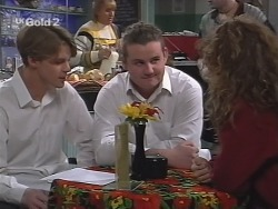 Billy Kennedy, Angie Rebecchi, Toadie Rebecchi, Hannah Martin in Neighbours Episode 2703