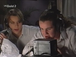 Billy Kennedy, Toadie Rebecchi in Neighbours Episode 2703