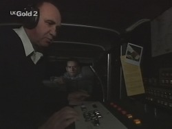 Ben Aarons, Peter Hollows in Neighbours Episode 2703