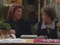 Cheryl Stark, Marlene Kratz in Neighbours Episode 2703
