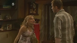 Natasha Williams, Michael Williams in Neighbours Episode 6179
