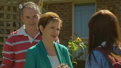 Karl Kennedy, Susan Kennedy, Summer Hoyland in Neighbours Episode 6179