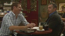 Michael Williams, Karl Kennedy in Neighbours Episode 6179