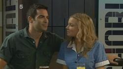 Ivan DeMarco , Natasha Williams in Neighbours Episode 6179