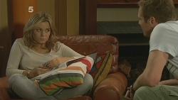 Natasha Williams, Michael Williams in Neighbours Episode 6179