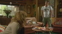 Natasha Williams, Michael Williams in Neighbours Episode 6180