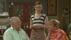 Harold Bishop, Kate Ramsay, Carolyn Johnston in Neighbours Episode 6181