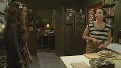 Jade Mitchell, Kate Ramsay in Neighbours Episode 6181