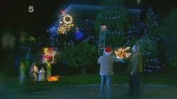 Lou Carpenter, Harold Bishop in Neighbours Episode 6182