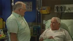 Harold Bishop, Lou Carpenter in Neighbours Episode 6182