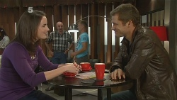 Kate Ramsay, Mark Brennan in Neighbours Episode 6183