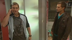 Kyle Canning, Mark Brennan in Neighbours Episode 6183