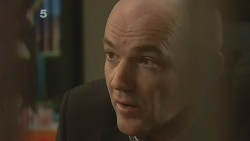 Supt. Duncan Hayes in Neighbours Episode 6183