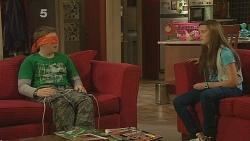 Callum Jones, Sophie Ramsay in Neighbours Episode 6184