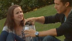 Kate Ramsay, Mark Brennan in Neighbours Episode 6184
