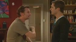 Lucas Fitzgerald, Mark Brennan in Neighbours Episode 6184