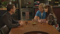 Paul Robinson, Andrew Robinson, Summer Hoyland in Neighbours Episode 6184