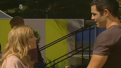 Natasha Williams, Ivan DeMarco in Neighbours Episode 6185