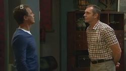 Paul Robinson, Karl Kennedy in Neighbours Episode 6185