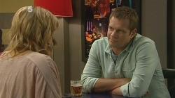 Natasha Williams, Michael Williams in Neighbours Episode 6185