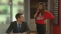 Mark Brennan, Jade Mitchell in Neighbours Episode 6186