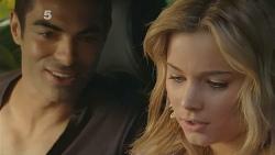 Ivan DeMarco , Natasha Williams in Neighbours Episode 6186