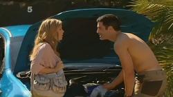 Natasha Williams, Ivan DeMarco in Neighbours Episode 6186