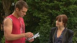 Mark Brennan, Summer Hoyland in Neighbours Episode 6187