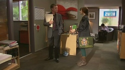 Paul Robinson, Summer Hoyland in Neighbours Episode 6187