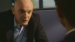 Supt. Duncan Hayes, Mark Brennan in Neighbours Episode 6187