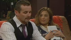 Toadie Rebecchi, Sonya Mitchell in Neighbours Episode 6187