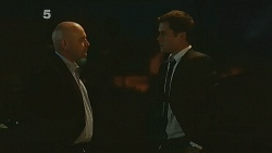 Supt. Duncan Hayes, Mark Brennan in Neighbours Episode 6188